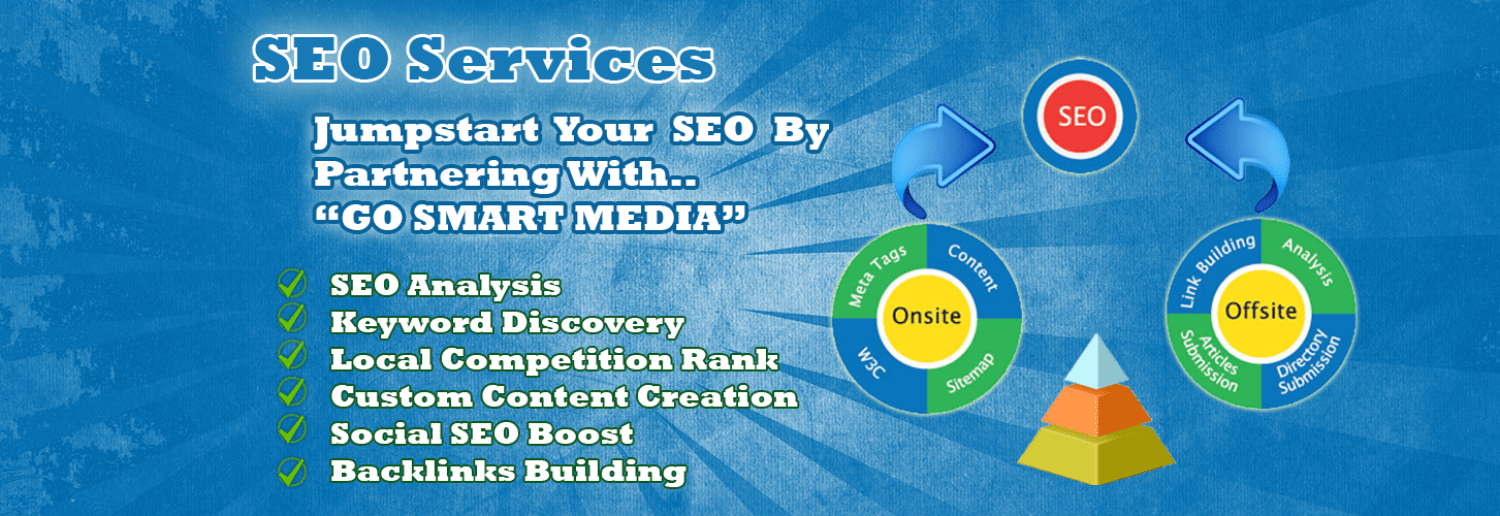 SEO Services Canada - go smart media