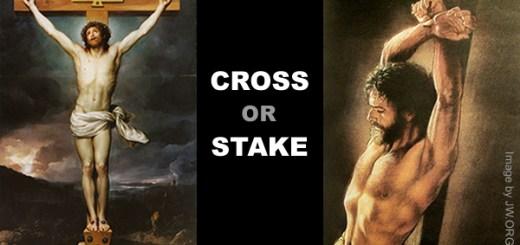 十字架と杭―イエス・キリストがはりつけられたのはどちらですか?