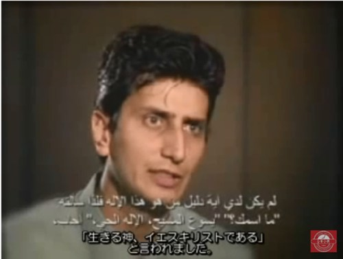 元イスラム教リーダー、アフシン・ジャビード