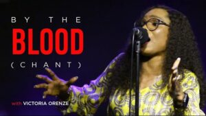 Victoria Orenze By The Blood
