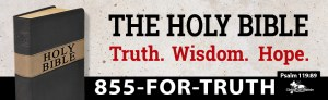 The Holy Bible Truth. Wisdom. Hope