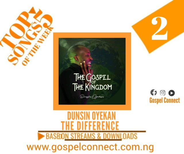 The Difference by Dunsin Oyekan