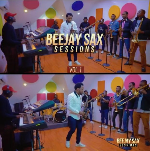 Beejay Sax Live Sessions