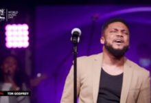 DOWNLOAD MP3: Tim Godfrey – Worthy To Be Praised (Live)