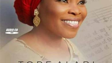 DOWNLOAD MP3: Tope Alabi – Lae La O Ma Bo Oluwa