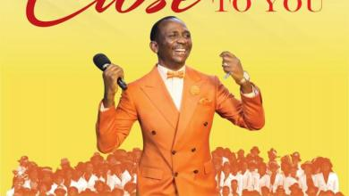 DOWNLOAD MP3: Close To You – Dr. Paul Enenche & The Glory Dome Choir