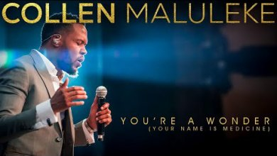 Collen Maluleke – You're A Wonder (DOWNLOAD MP3)