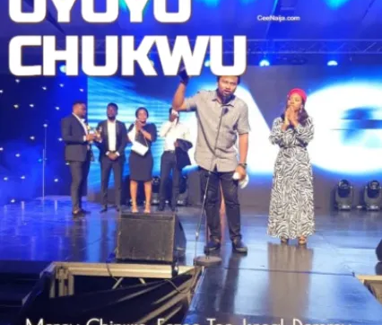Mercy Chinwo & Israel Dammy – Oyoyo Chukwu (Mp3 Download)