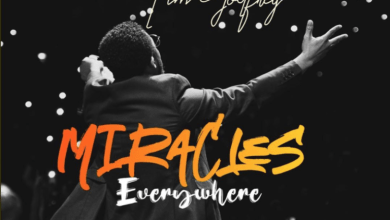 Miracles Everywhere By Tim Godfrey (MP3 DOWNLOAD)