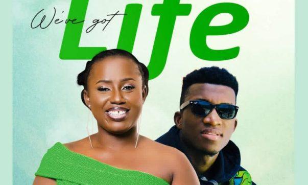 DOWNLOAD: Diana Hamilton – We're got Life ft. Kofi Kinaata