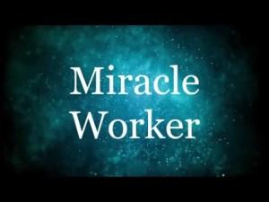 DOWNLOAD MP3: Glowreeyah – Miracle Worker