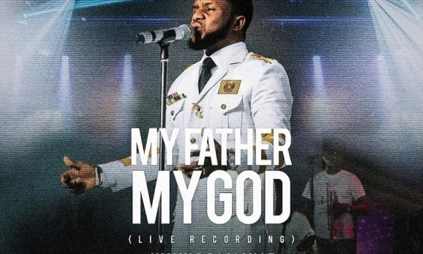 DOWNLOAD MP3: Jimmy D Psalmist – My Father My God