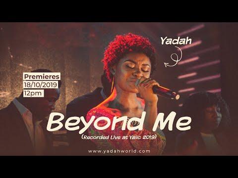 DOWNLOAD MP3: Yadah – You Look Beyond Me