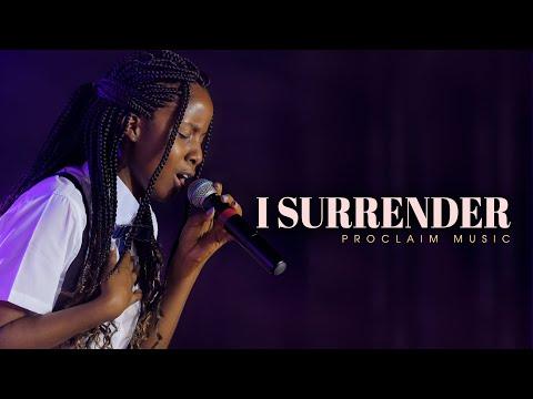 DOWNLOAD MP3: I Surrender – Proclaim