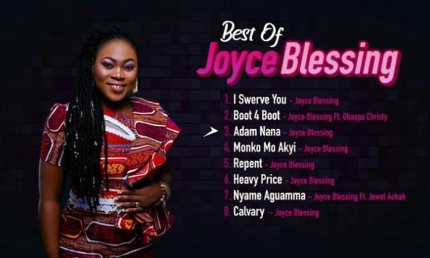 DOWNLOAD: Best Of Joyce Blessing Worship Songs Mixtape 2021