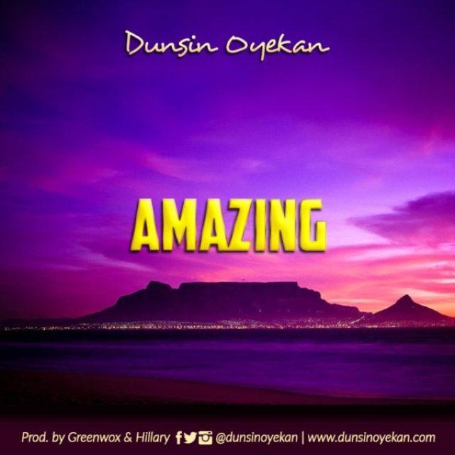 amazing_dunsin_oyekan
