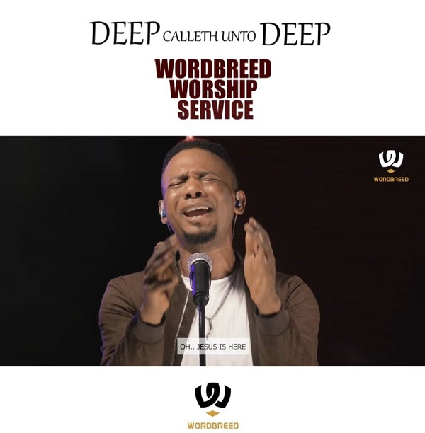 Wordbreed Worship Service [LIVE]
