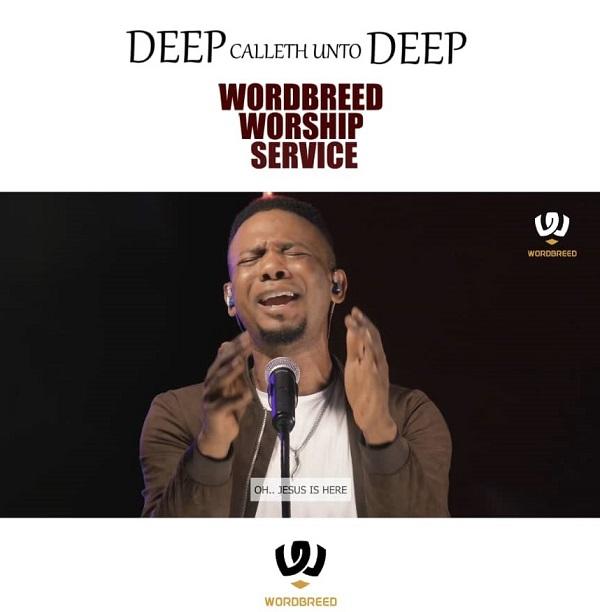 Chris-Shalom-x-The-Wordbreed [Video] Chris Shalom & Wordbreed – Worship Service [Live]