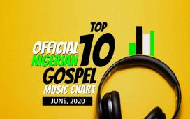 IACMP Nigeria Gospel Music Top 10 Chart [June 2020]