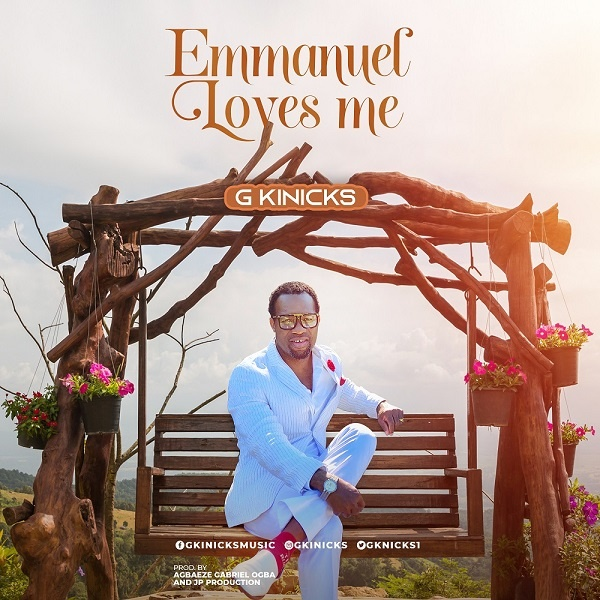 Emmanuel Loves Me - G Kinicks