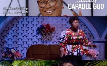 [Video] Capable God - Judikay