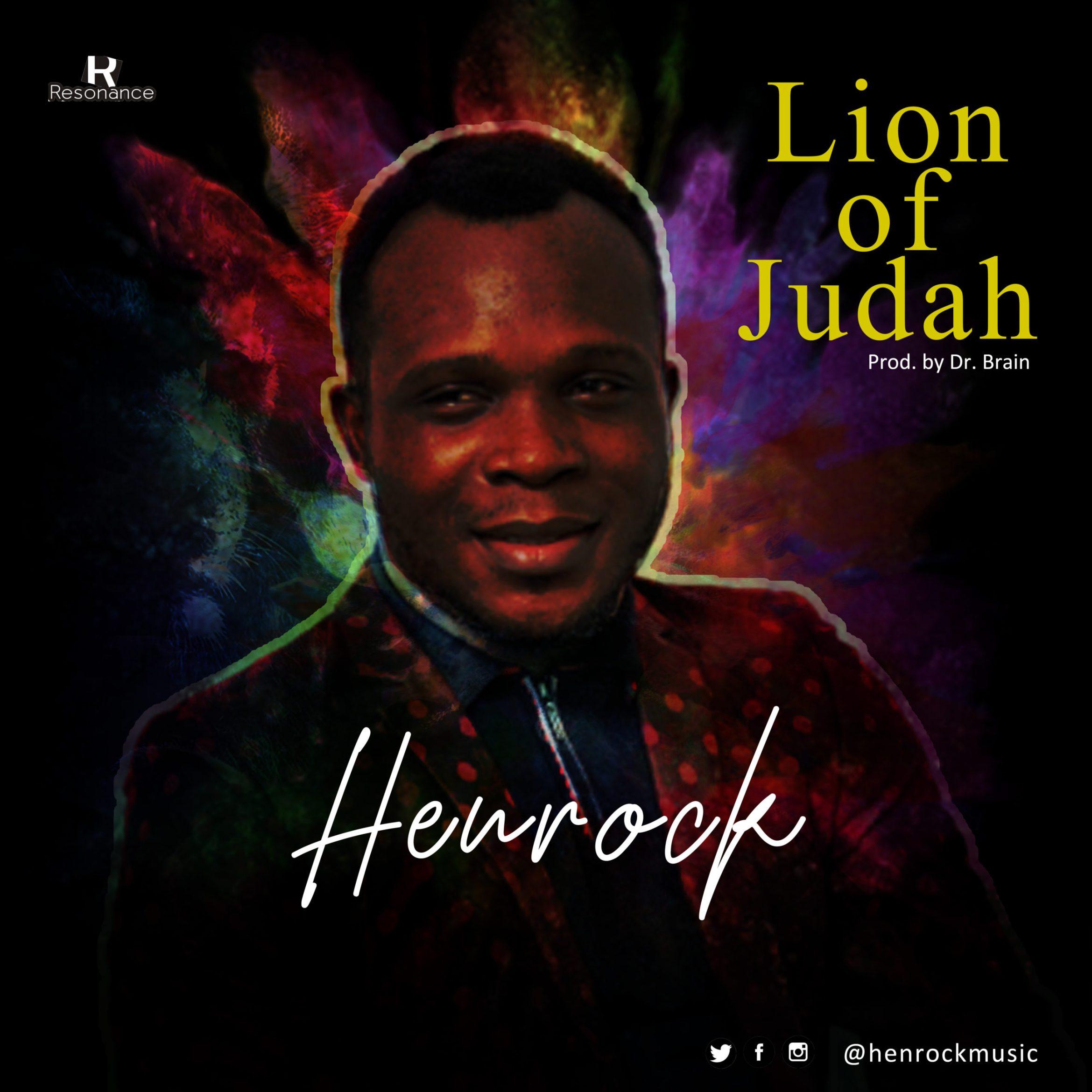 Lion-Of-Judah-Henrock--scaled [MP3 DOWNLOAD] Lion Of Judah – Henrock