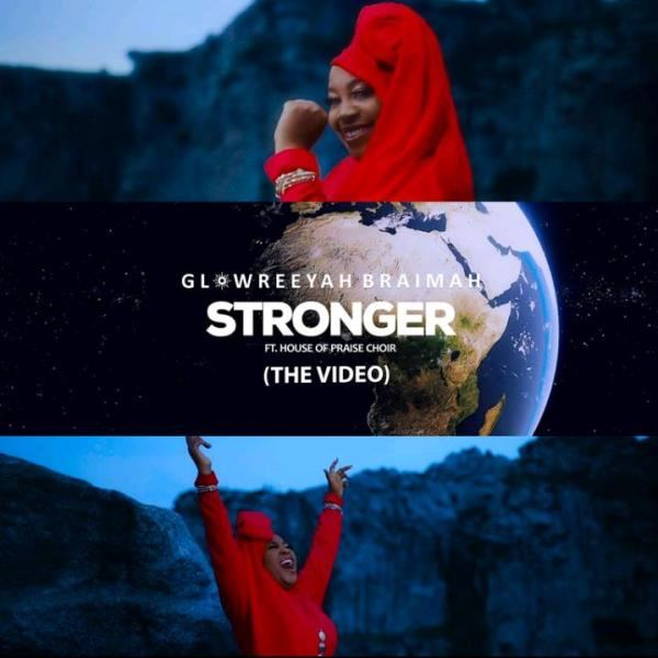[Video] Stronger - Glowreeyah Braimah Ft. House Of Praise Choir
