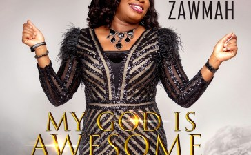My God Is Awesome - Chichi Zawmah