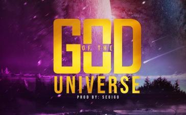 God Of The Universe - Anthonia E. Zion
