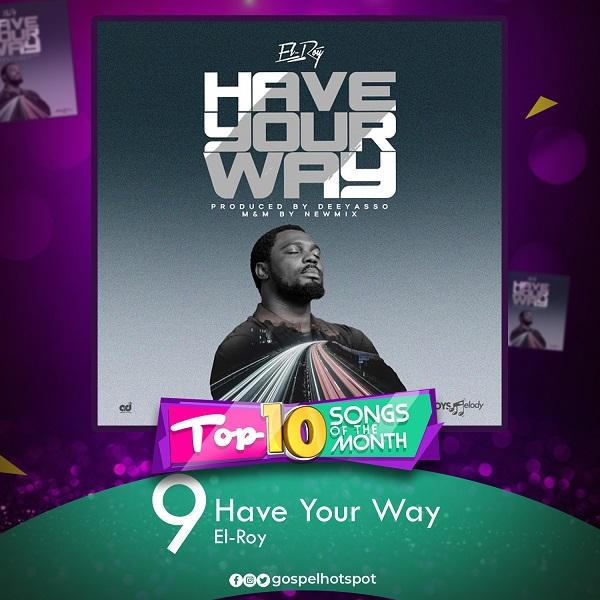 Have Your Way – El-Roy