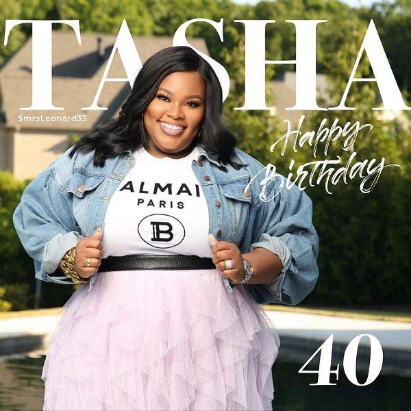 40 Hearty Cheers To Tasha Cobbs Leonard