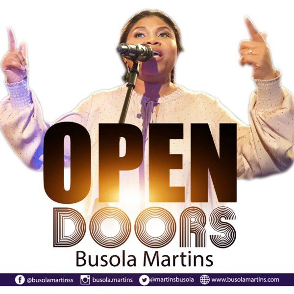 Busola Martins - Open Doors