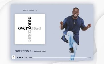Cwesi Oteng – Overcome