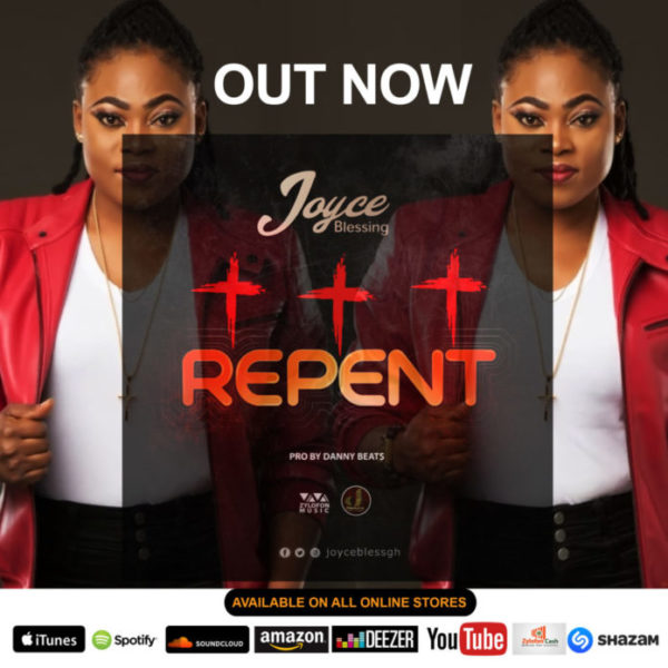 Joyce Blessing - Repent