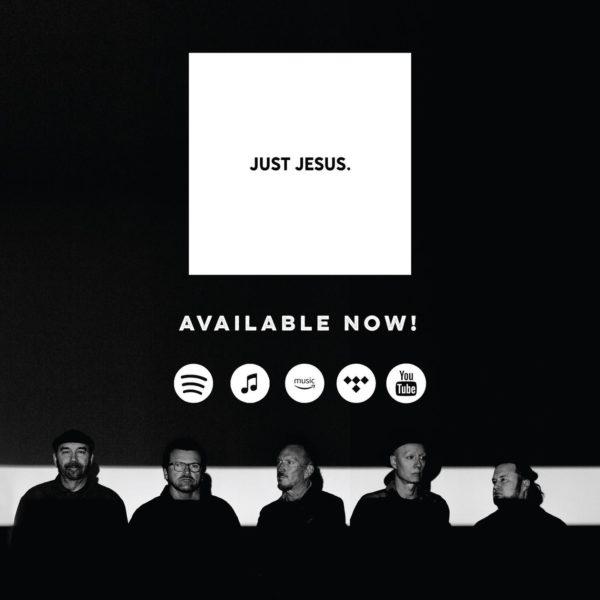 Just-Jesus NewSong Delivers New Album 'Just Jesus'