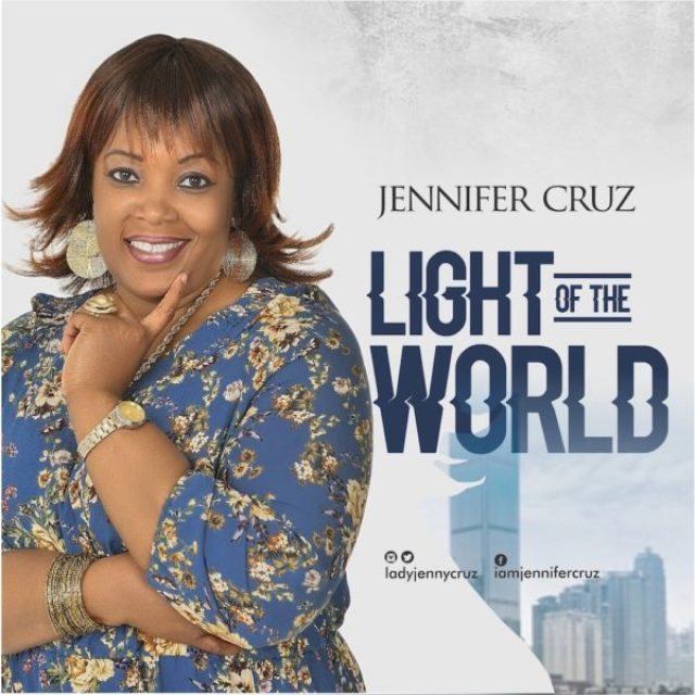 Light Of The World - Jennifer Cruz