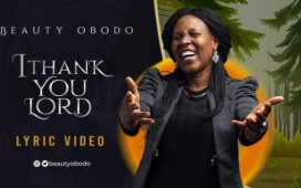 Beauty Obodo - I Thank You Lord