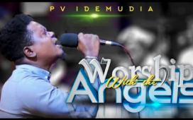 Worship With The Angels By PV Idemudia