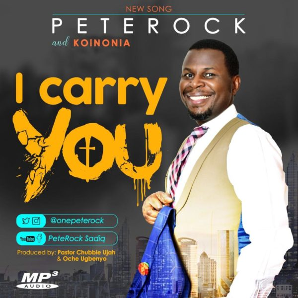 Peterock Ft. Koinonia I Carry You - Church, Gospel artists pray for emancipation of Nigeria