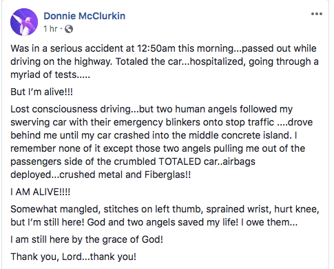 Screen-Shot-2018-12-12-at-5.26.42-PM [TESTIMONY] Donnie McClurkin Survives Auto Crash, Was Saved By Angel