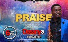 Total Praise' With Desanya