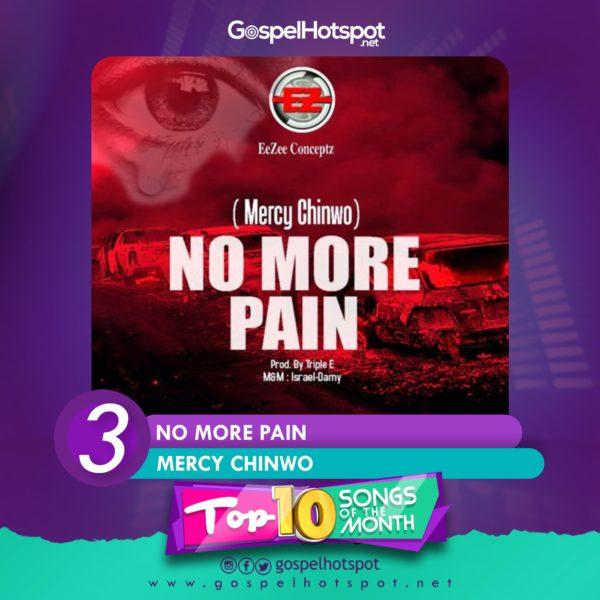 Mercy Chinwo – No More Pain