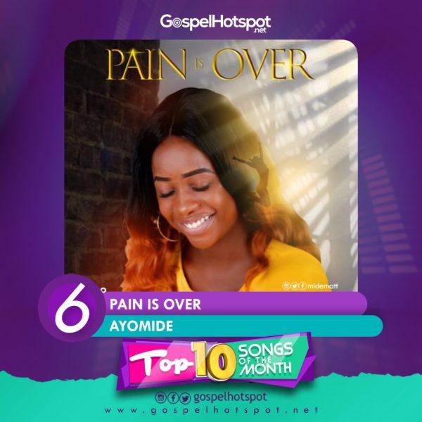 Top 10 Nigerian Gospel Songs Of The Month | July 2018 » Gospel Songs