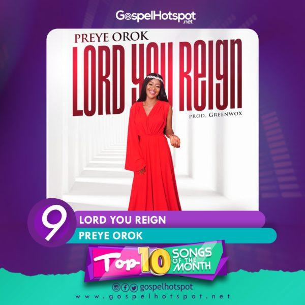 Preye Orok – Lord You Reign