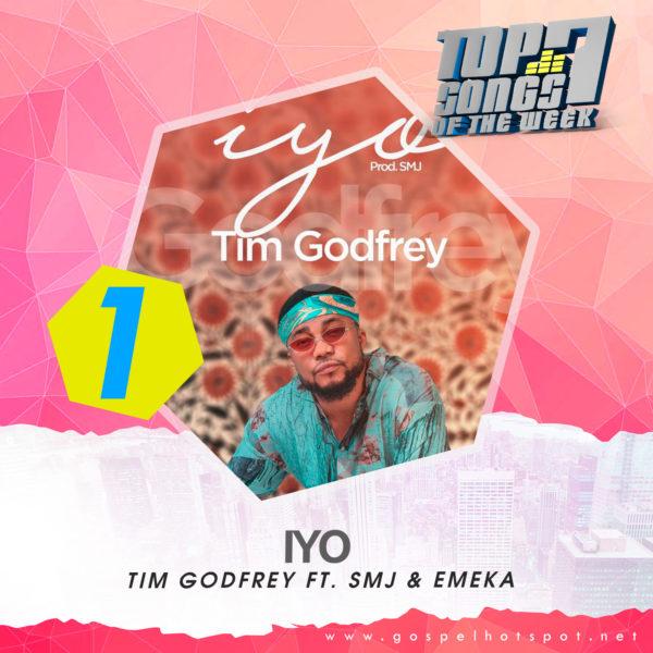 Tim Godfrey Ft. SMJ & Emeka – Iyo