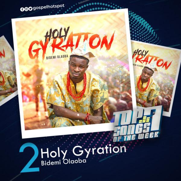 Bidemi Olaoba – Holy Gyration