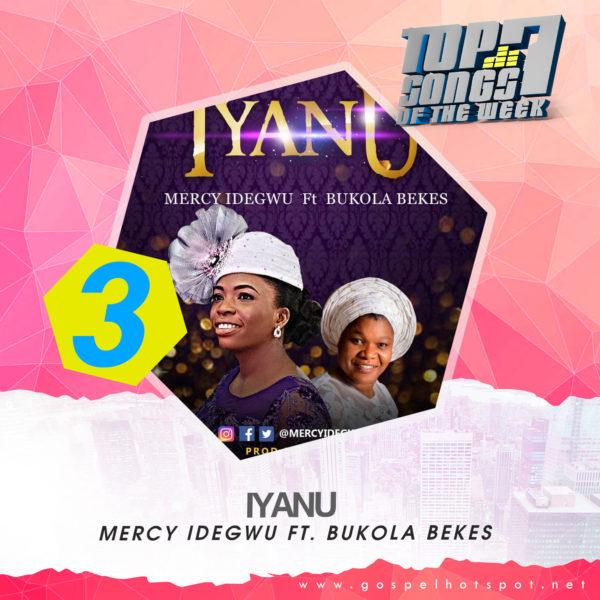 Top 7 Nigerian Gospel Songs Of The Week | 3rd Week Of Feb, 2019