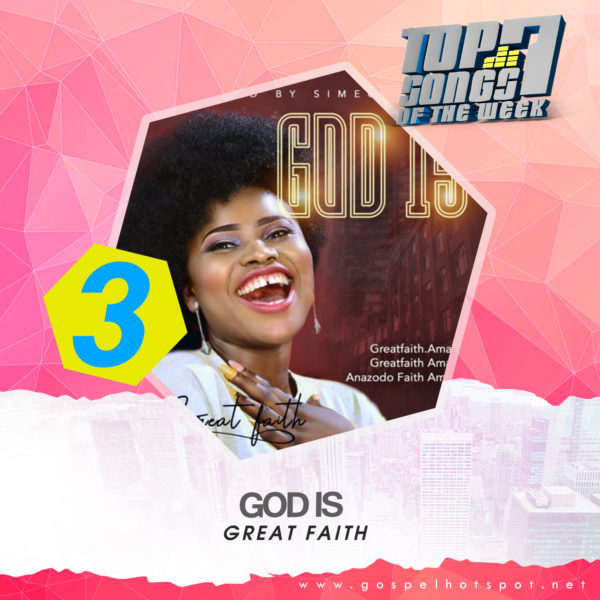 Great Faith – God Is