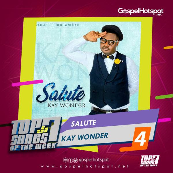 Kay Wonder – Salute