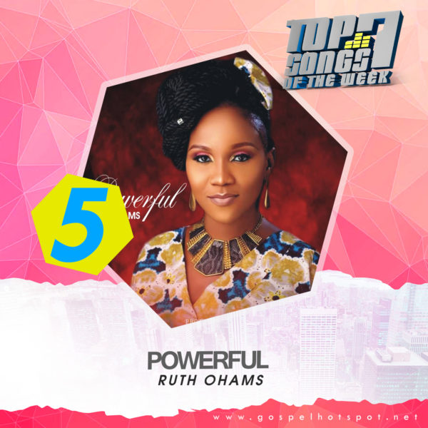 Ruth Ohams – Powerful